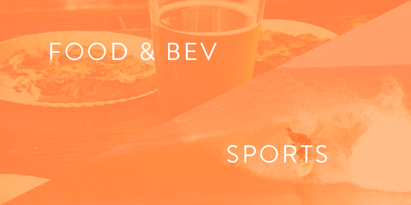 Food & Bev / Sports